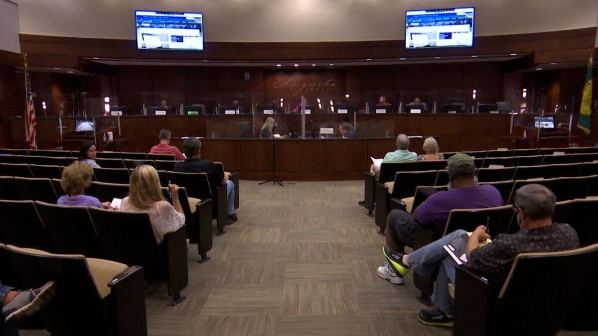 Augusta-Richmond County redistribution public hearings