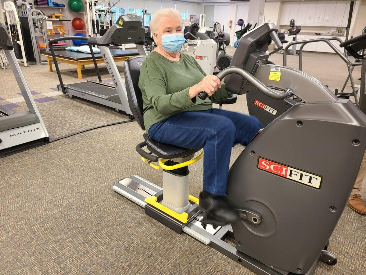 The Richmond Area Rehabilitation Program is helping long-distance COVID drivers get back on their feet