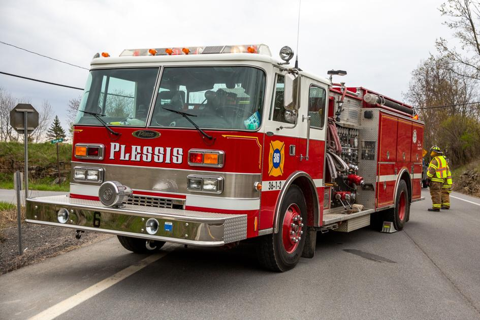 Fire destroys barn in Alexandria Bay |  Jefferson County